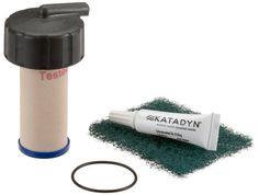Katadyn replacet - Filtro de agua de acampada