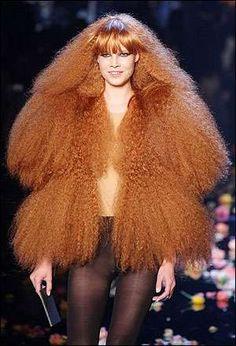 Sonia Rykiel's 40th Anniversary at Paris Fashion Week #fashion