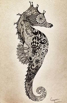 seahorse | best from pinterest #Christmas #thanksgiving #Holiday #quote