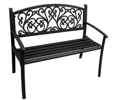 Jordan 3K-SSCROLL Steel Park Bench with Scroll Design in The Back, 50-Inch by 21.6-Inch by 34-Inch Jordan http://www.amazon.com/dp/B004OXOA0K/ref=cm_sw_r_pi_dp_61Skvb09NAGZJ