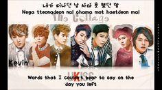 U-KISS - Because I Love You (eng sub + romanization + hangul) [HD]