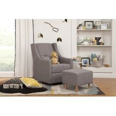 You'll love the Toco Swivel Glider and Ottoman at Wayfair - Great Deals on all Baby & Kids products with Free Shipping on most stuff, even the big stuff.