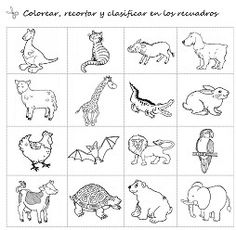 material Vertebrates And Invertebrates, Farm Unit, Science Worksheets, Quilt Labels, Animal Habitats, Speech Therapy Activities, Activity Games, Teaching Science, Stories For Kids
