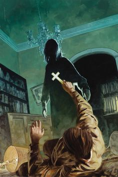 Just a double dose of new Dark Horse this week as Hungry Ghosts launches and Joe Golem, Occult Detective: Flesh and Blood wraps. Arte Horror, Horror Art, Paranormal, Call Of Cthulhu Rpg, Detective Aesthetic, Dark Comics, World Of Darkness, Flesh And Blood, Pulp Art