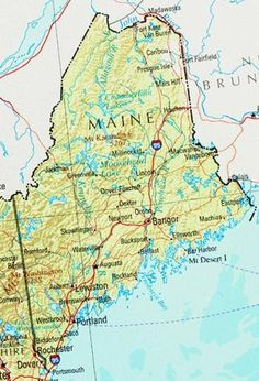 255 Best USA MAINE images