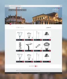 Citylight website Created By Kamedia Create Website, Desktop Screenshot, Design