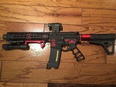 Sick 300 blackout with our grip from @d_rolla