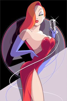 See a new collection of Hero Complex Gallery Blacklight artwork featuring some impressive fleuorescent film prints from your favorite movies. Jessica And Roger Rabbit, Jessica Rabit, Jessica Rabbit Tattoo, Screen Print Poster, Poster Prints, Drake, Geek Wallpaper, Pop Culture Art, 3 Arts