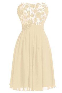 ORIENT BRIDE Short Lace Bridesmaid Dress Chiffon Beach Wedding Party Dress Size 2 US Champagne ORIENT BRIDE http://www.amazon.com/dp/B011KPVZAM/ref=cm_sw_r_pi_dp_8owWvb1WF3969