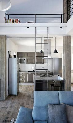 open space sul litorale - picture gallery | stairs | pinterest ... - Armadietti Della Cucina Idee Progettuali