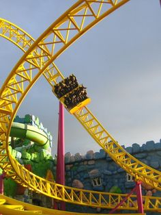 Rage | Adventure Island | UK #rollercoaster