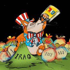 Fat Cats in Iraq