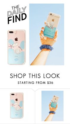 """""""Daily Find: Valfré Phone Case"""" by polyvore-editorial ❤ liked on Polyvore featuring DailyFind"""