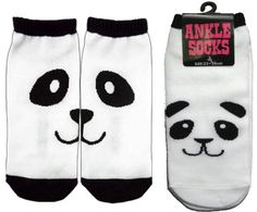Find amazing Panda Feet Blue Crew Socks panda gifts for your panda lover. Great for any occasion! Panda Love, Cute Panda, Panda Bear, Panda Socks, Silly Socks, Panda Gifts, Blue Crew, Knitted Animals, Bear T Shirt