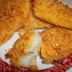 tipsandadviceforbackpain delicious recipes recipe fodmap garlic fried pinch leave onion salt just oven make low Delicious Oven Fried Cod Recipe Just A Pinch Recipes Leave out the onion and garlic salt to makYou can find Cod recipes and more on our website Seafood Dishes, Seafood Recipes, Cooking Recipes, Cod Dishes, Cooks Country Recipes, Seafood Platter, Tilapia Recipes, Cooking Pork, Dishes Recipes