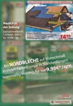 trapezblech infos von nordbleche red doch kein blech. Black Bedroom Furniture Sets. Home Design Ideas