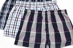 Bhs Purple Mix 3 Pack Check Woven Boxers, Purple 3 pack of plum check woven boxers.100% CottonMachine Washable http://www.comparestoreprices.co.uk//bhs-purple-mix-3-pack-check-woven-boxers-purple.asp