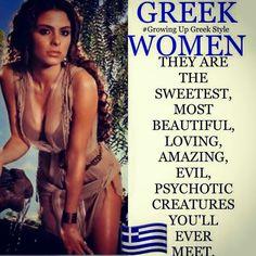 Greek Memes, Greek Girl, Greek Culture, Greece, Most Beautiful, Funny Quotes, Jokes, Life, Style