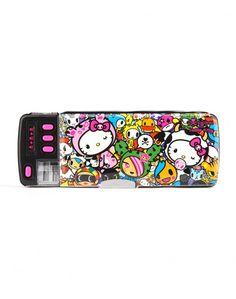 Tokidoki x Hello Kitty Deluxe Pencil Case - Mine!