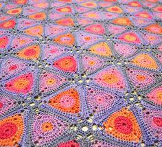 Amanda's Crochet Blanket Adventures : Crochet Blanket Gallery So lovely!