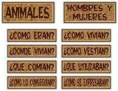 Recursos Infantiles: Proyecto Prehistoria Teacher Education, Teaching History, Prehistory, Social Science, Learning Activities, Projects, Dado, Plaza, Montessori
