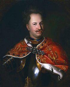 Ádám Mányoki, portret Stanisława Leszczyńskiego