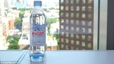 ALKALINE: Evian's sample was the most alkaline of the nine bottled water samples we tested. Its pH level is 8.5. While there is proof that alkaline water can help prevent bone loss, there is no evidence that this effect will last over a long period of time