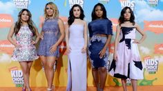 Fifth Harmony's Hot Kids' Choice Awards 2016 Fashion