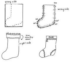 quilted christmas stockings to make - Google Search Merry Little Christmas, Winter Christmas, Christmas Ideas, Halloween Pin Up, Writing Genres, Quilted Christmas Stockings, End Of Year Activities, Sermon Notes, Christmas Sewing