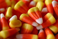 My favorite fall candy hands down...Candy Corn!!!