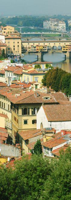 Florence  #florence #firenze #florenca #italia #italy #tuscany #toscana #rioarno #arno #arnoriver #cityview #phototakenbyme
