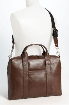 Jack Spade 'Davis' Leather Briefcase