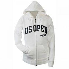 US Open Open of Tennis: Full Zip Fleece Hoody for Juniors