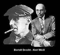 """""""Aufstieg und Fall der Stadt Mahagonny"""", Oper von Kurt Weill & Text von Bertolt Brecht, Volkstheater Rolstock"""