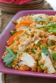 Arroz con Pollo and other recipes from Ingrid Hoffmann