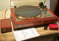 Ariston RD-90 Superieur turntable