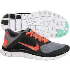 Nike Women's Free 40 Running Shoe GreyRed DICK'S Sporting Goods