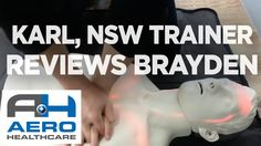 First Aid Trainer Karl reviews the Brayden CPR Manikin, imported into Australia exclusively by Aero Healthcare. #cpr #manikin visit www.aerohealthcare.com/brayden for more information and to arrange a quote.