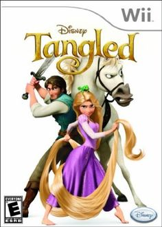 Disney Tangled Video Games