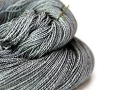 Handspun Yarn ~ by PurlVerde ~ Textiles 2-ply ~ via Ravelry