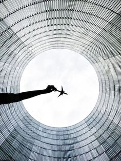 Catch a plane -