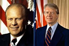 "Gerald Ford and Jimmy Carter never mentioned ""tough on crime"" in their State of the Union addresses. Ronald Reagan would, however, in 1980: https://nationalcdp.org/tough-on-crime/"