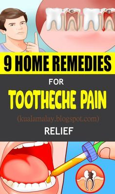 The rise of the toothache is certain to destroy your day or take the tranquil rest. The Toothache can be brought about via caries sore or cracked teeth sore gums teeth-snapping forceful gum an ongoing dental technique etc. Oral Health, Health And Wellness, Health Care, Health Diet, Health Exercise, Health Goals, Mental Health, Health Fitness, Health Remedies