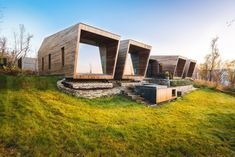 Modern Cedar Architectural Vacation Home