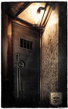 Steel Industrial Door