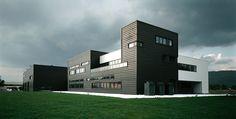 Gallery of Melfi Headquarters / Medir Architetti - 1