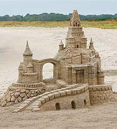 Our sand and beach toys are a blast! Find sand toys, boats, backyard sandboxes, plus best beach toys, and even high flying kites. Sand Toys, Snow Sculptures, Sculpture Art, Ice Art, Snow Art, Grain Of Sand, Am Meer, Beach Art, Beach Play
