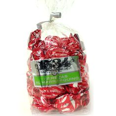 Típicas de Aragón: Cerezas con licor Marrasquino bañadas en chocolate (bolsa 250 gr.) Imagen con enlace directo a nuestra tienda online.