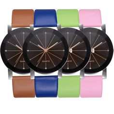Children's Watches 2019 New Style Unicorn Watch Childrens Watch Carton Rainbow Animal Kids Girls Leather Band Analog Alloy Quartz Watches Wristwatches Regular Tea Drinking Improves Your Health