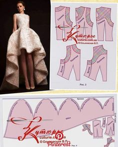 20 Free Sewing Patterns with Bunnies! Sewing Dress, Dress Sewing Patterns, Doll Clothes Patterns, Sewing Patterns Free, Clothing Patterns, Pattern Sewing, Skirt Patterns, Diy Dress, Wrap Dress